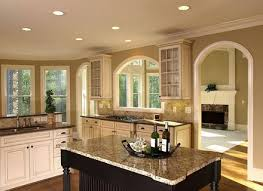 Wall Paint With White Cabinets Kitchen Paint Colors With White