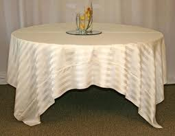 square tablecloth on round table rectangle tablecloth on round table linen sizing tips learn how to calculate linen sizes for your