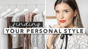 Finding Your Personal Style ...