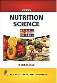 Nutrition Science Multi Colour Edition Amazon In B Srilakshmi Books