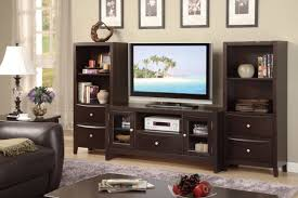 tv stand with shelves  unique decoration and tv stands