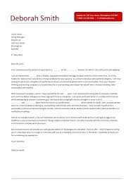 Writing A Cover Letter Sample Digiart
