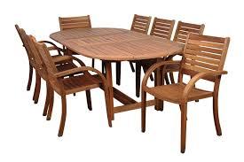 choosing wood for furniture. Amazonia-eucalyptus-9-piece-dining-set Choosing Wood For Furniture S