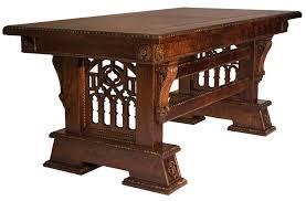 victorian office furniture. Antique Victorian Furniture Gothic Office