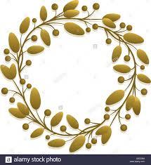 frame design. Unique Design Vector Simple Round Gold Floral Frame Design Intended Frame Design