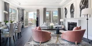 Ryan Korban Design Ryan Korban Designs Sumptuous Model Unit For Ritz Carlton
