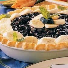 Banana Blueberry Pie | Recipe | Blueberry pie, Blueberry pie recipes, Pie  recipes