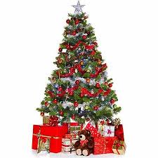 christmas trees decorated with presents. Delighful Presents Christmas Tree And Presents Standee On Trees Decorated With