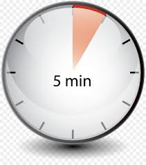5 Minute Powerpoint Timer 5 Minute Timer Clipart Clipart Images Gallery For Free