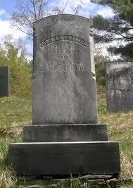 Priscilla Franklin Moore (Unknown-1892) - Find A Grave Memorial
