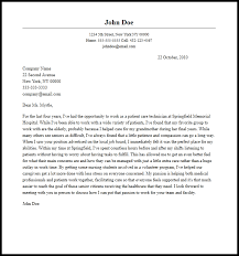 Awesome Collection Of Cover Letter For Patient Service