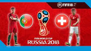 Portugal x Suíça (10/10/2017) Eliminatórias da Copa - FIFA 18 - YouTube