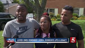 Debra Johnson's children say they forgive the man who killed their mother -  YouTube