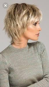 Cute Short Shag účesy Krátké Vlasy Krátké účesy A Nápady Na účesy