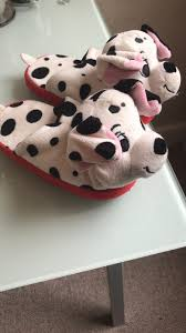 Stompeez Slippers Size Chart Stompeez Children S Slippers Dalmatian