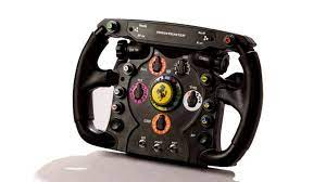 Obviously if it's true that it's doing something then the steering wheel becomes more than just a steering wheel, one which you push and pull. Thrustmaster Ferrari F1 Wheel Add On Review Worth Buying In 2020