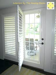 wooden shutters for french doors white stylish with plantation plan throughout decor 1