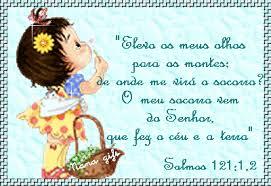 Resultado de imagem para mensagens bíblicas para crianças de final de semana
