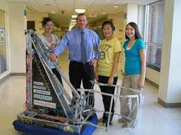 WHS robotics team hits the small screen | News | montgomerynews.com