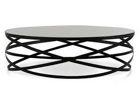 black round coffee table coffee table informa short