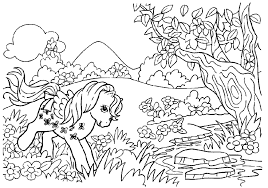 My Little Pony Coloring Pages Princess Celestia My Little Pony Vind