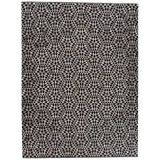 diamond black cream rug golran 160x240 cm diamond black cream golran