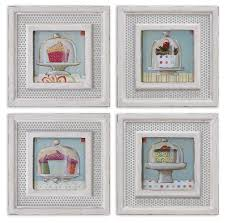 framed kitchen art prints