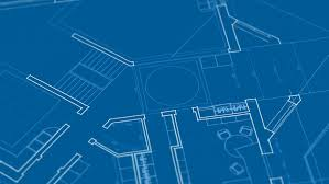 architectural design blueprint. Vector Architecture House Plan Background - HD Stock Video Clip Architectural Design Blueprint C