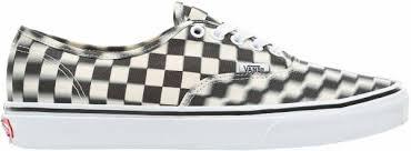 Vans Blur Check Authentic