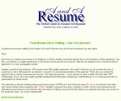 aandaresume com  a and a resume service   resume and cover letter    aandaresume com  a and a resume service   resume and cover letter writing
