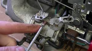 8-11hp Tecumseh Carburetor Linkage Configuration - YouTube