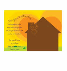invitation t 40 free printable housewarming party invitation templates