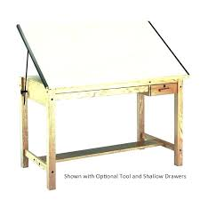 wood drafting table wooden tables for drawing desk plans wooden drawing table