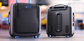 Bluesmart Outsmart Lost Luggage Connected Planet