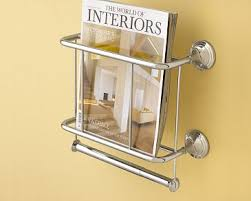 Toilet Paper Holder With Magazine Rack MERCER MAGAZINE RACK Betterimprovement 14