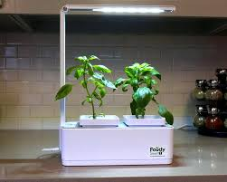 Led Herb Grow Light Lighting Tips For Growing Herbs Indoors The Herbalist