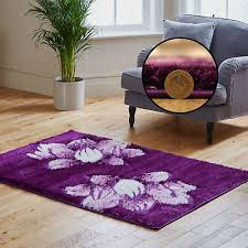 quality purple cream soft sparkle modern small large gy rugs