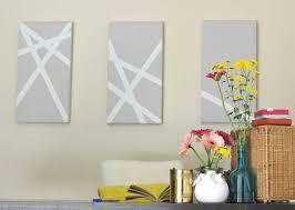 homemade canvas art ideas