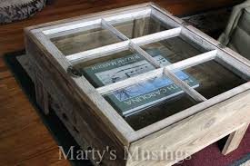 coffee table coffee table reclaimed old wood window view larger