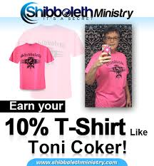 Toni Coker – shibboleth