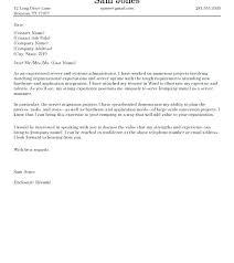 Tender Cover Letter Sample Example Cover Letter For Pharmaceutical