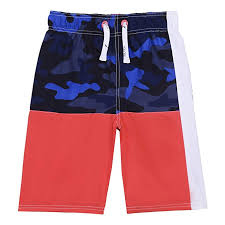 Nautica Swim Trunks Size Chart Amazon Com Nautica Boys Swim Trunk With Upf 50 Sun