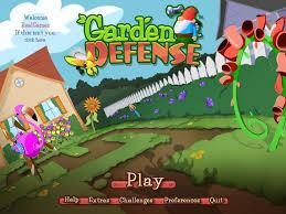 E Garden Defense Gameplay