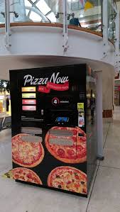 Pizza Vending Machine Adorable Pizza Vending Machine Makes Pizza In Under 48 Minutes Wow Amazing