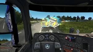 Ets Off Light Ets 2 Crash 75