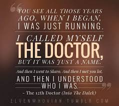 Doctor Who Quotes Delectable 48 Doctor Quotes 48 QuotePrism