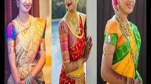 Saree Blouse Sleeve Designs 2018 Top 10 Puff Sleeve Bridal Saree Blouse Designs 2018