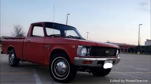 Original Chevy Luv Cruising Around (1979 Mikado) - YouTube