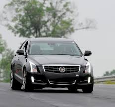 Cadillac ATS Looks Even Better In Black | GM Authority