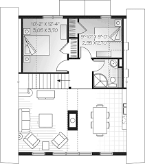 Traditional House Plan Second Floor - 032D-0534 | House Plans and More